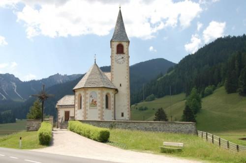 Braies - chiesa di San Vito di Braies