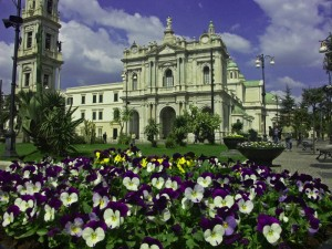 Primavera in piazza