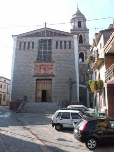 Satriano di Lucania - Chiesa Madre di San Pietro Apostolo