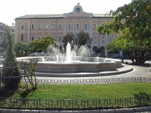 Fontana in Piazza Municipio - Campobasso