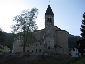 La chiesa di San. Biagio