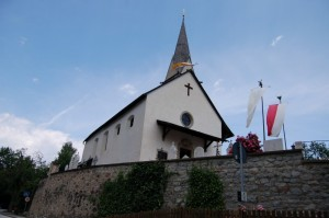 chiesa di San Severino a Foiana