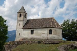B   la chiesa di Sant' Ippolito