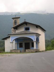 Chiesa Bueggio centro
