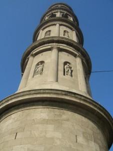 Imponente Campanile Urgnano (H 60mt)