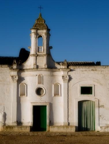 Gravina in Puglia - Luci del tramonto