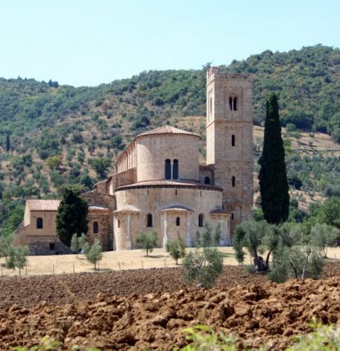 Sant'Antimo - Abbazia di Sant'Antimo
