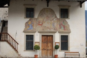 chiesa di San Pietro,paticolare