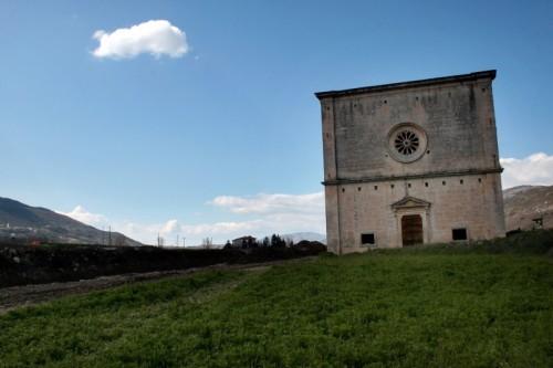 Caporciano - Santa Maria delle grazie