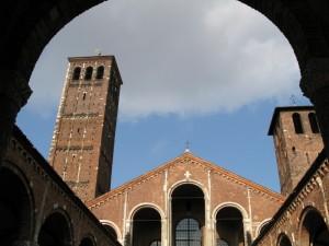 Sant'ambrogio da Milano