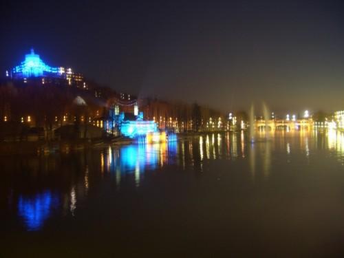 Torino - La Fontana nel Po.