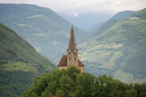 Bolzano - chiesa di Sankt Georgen