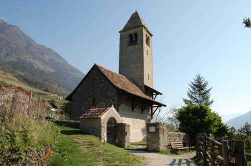 Naturno - chiesa di San Procolo
