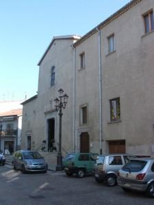 Tito - Convento di Sant'Antonio