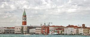 Il campanile di della Basilica di SAN MARCO