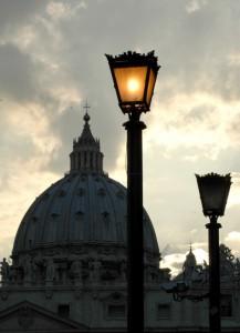 Lampioni di San Pietro