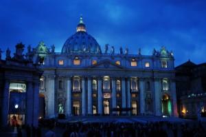 un insolito Vaticano