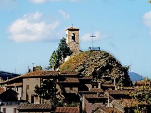 la Rocca e la Chiesetta