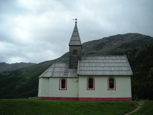 Senales - chiesetta di Maso Corto