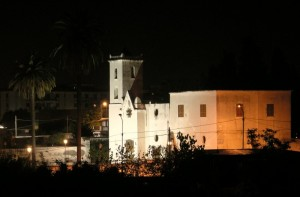 chiesa di san giorgio vecchio (di sera)