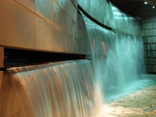 Firenze - il muro d'acqua