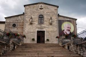 sant'elia a pianisi - qui sostò Padre Pio