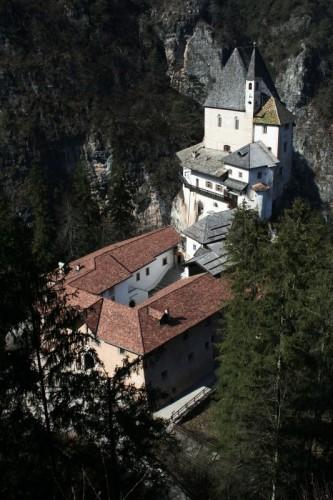 Sanzeno - Eremo di San Romedio