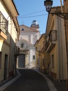 San Pietro al Tanagro - Chiesa