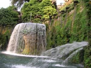 Fontana dell'Ovato- Villa d'Este