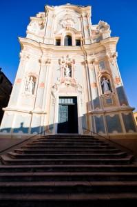Chiesa dei Corallini - Fronte