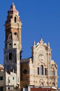 Chiesa dei Corallini - Vista dal Mare