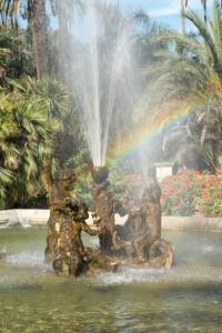 Fontana di Villa Ormond