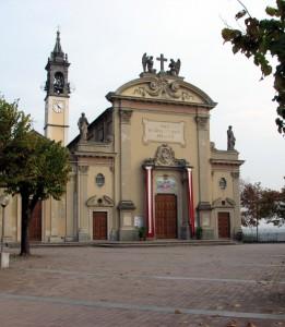 Chiesa dei SS. Simone e Giuda a Tabiago