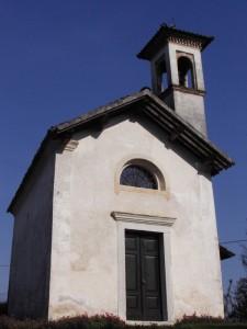 Chiesetta di san Clemente in Località Colvago