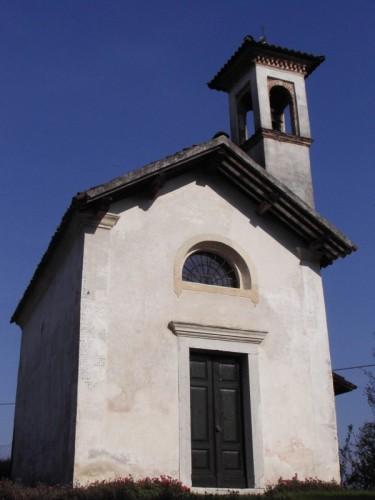 Santa Giustina - Chiesetta di san Clemente in Località Colvago