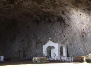La madonna della grotta