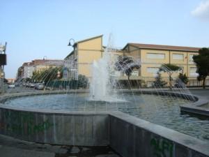 Fontana di piazza S.Bernandino