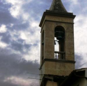 Campanile Chiesa Santi Marie e Bartolomeo a Padule