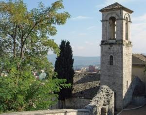 Campanile della chiesa di San Bartolomeo