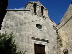 Facciata chiesa dell'Annunziata