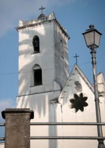 Chiesa di San Giorgio Vecchio(Una diversa prospettiva)