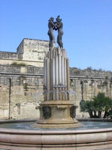 Lecce - Fontana dell'armonia