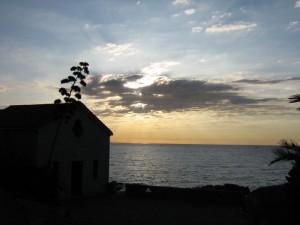 Sant'Ampelio all'alba di settembre