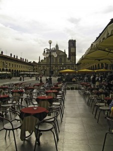 Duomo e Piazza di Vigevano