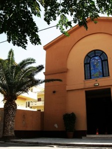 Tonnarella - la Chiesa di S. Maria di Trapani