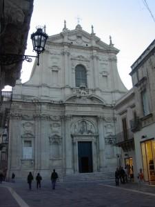 Chiesa di S.Irene - Lecce