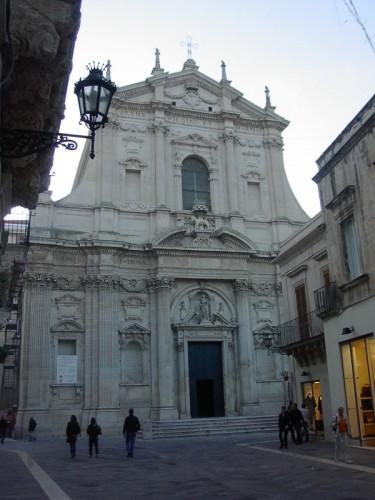 Lecce - Chiesa di S.Irene - Lecce