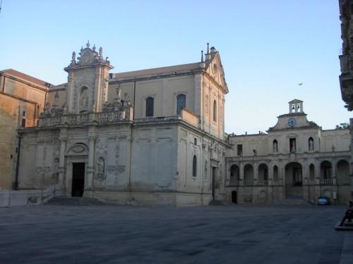 Lecce - Cattedrale ed Episcopio - Lecce