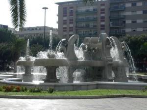 Fontana di Piazza Mazzini - Lecce