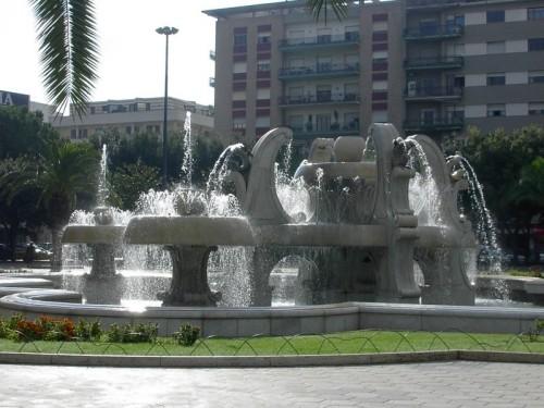Lecce - Fontana di Piazza Mazzini - Lecce